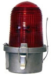 Single Obstruction Light, Steady Burn or Flashing